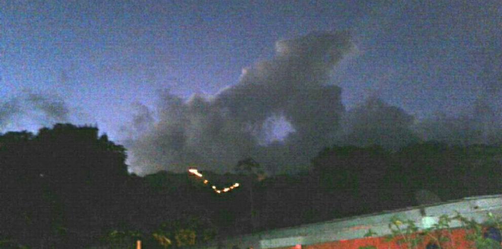 Coclesanos piden que se investigue incendio en La India Dormida