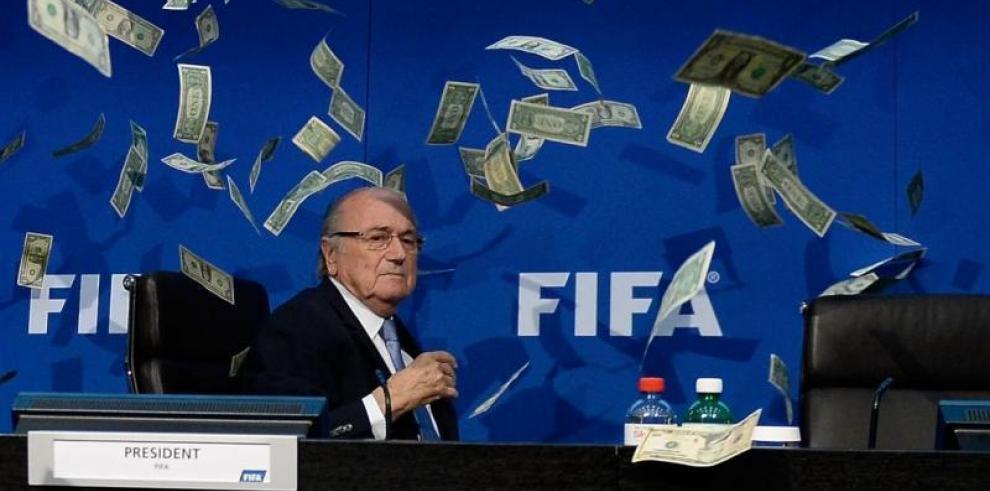 El TAS rechaza el recurso Blatter y confirma su suspensión por 6 años