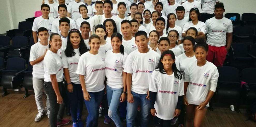 'Generación 1.0', un punto de inicio para el deporte panameño