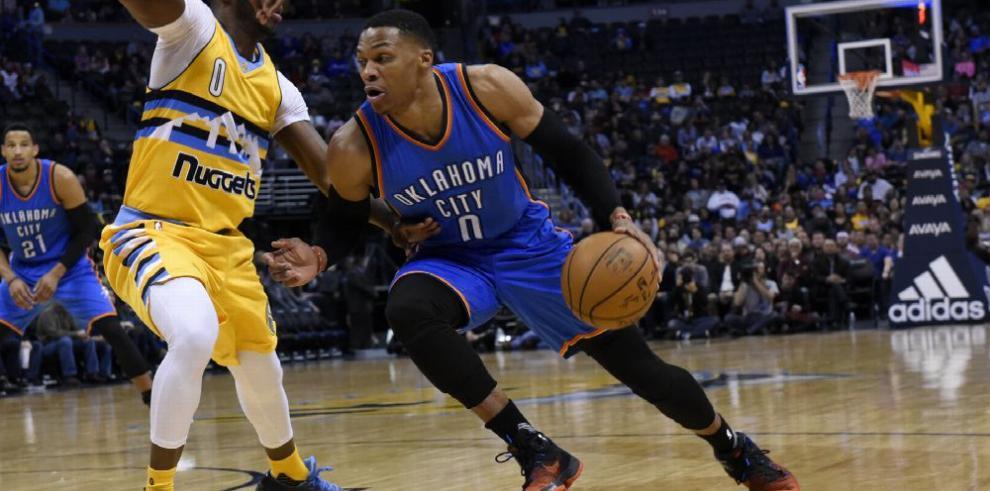 Westbrook, elevado al 'súper estrellato'