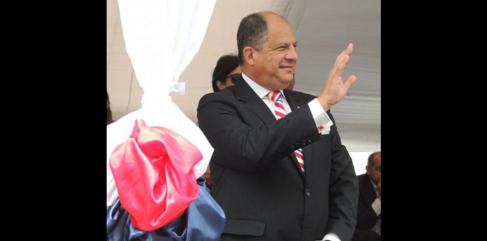 Costa Rica espera construir carretera al Caribe en 2017