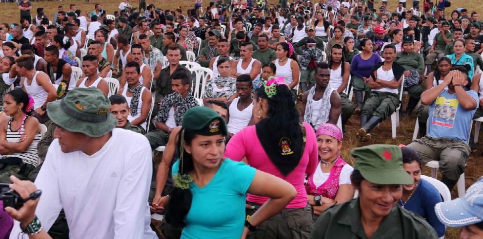 La FARC realiza su última conferencia guerrillera