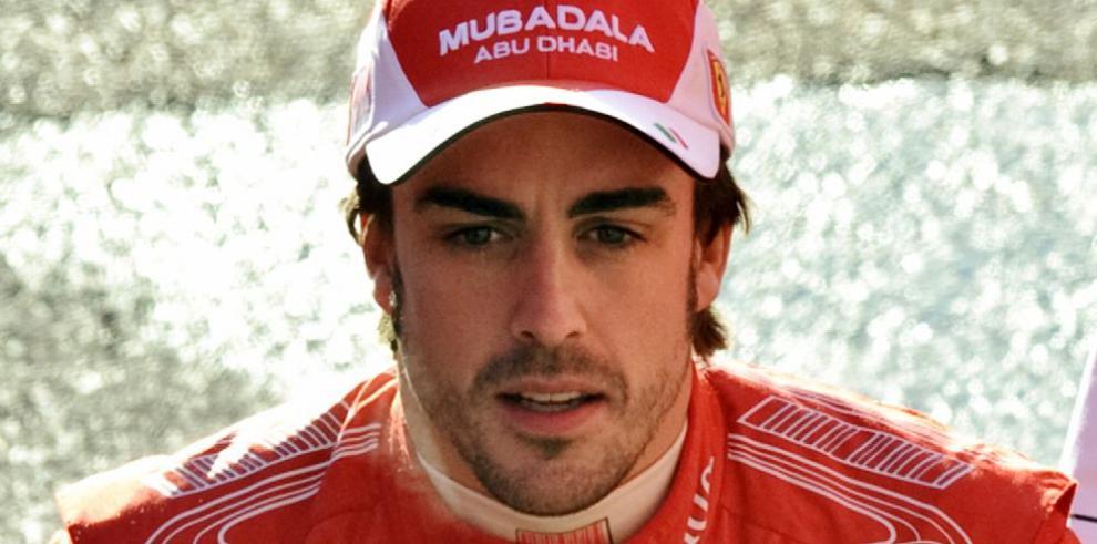 Alonso: 'Fue una muy buena fecha con la entrada en la Q3'