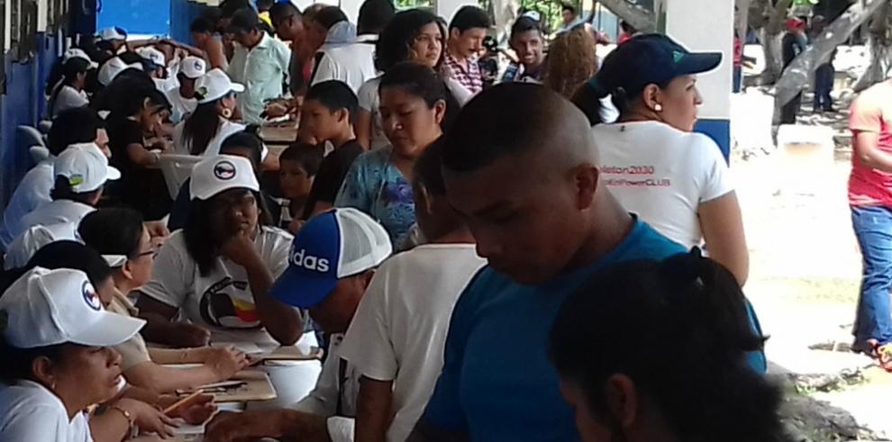 Panameñistas captan nuevos adherentes