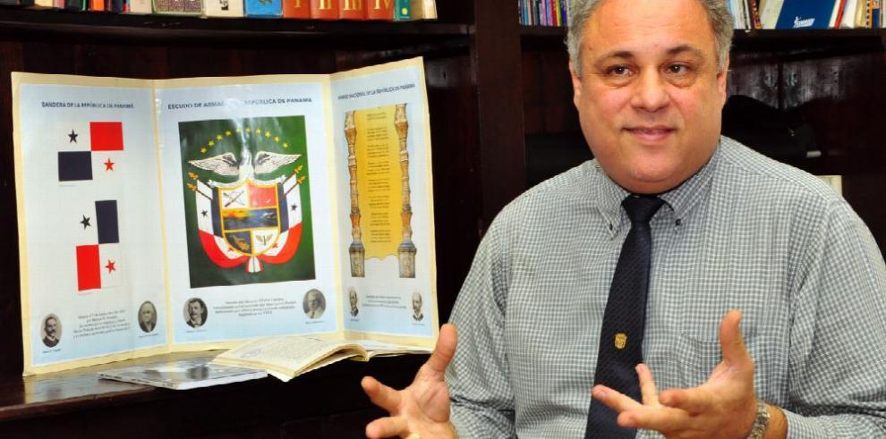 'Panamá, la patria mía'