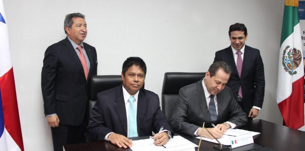 Panamá y México suscriben convenio para combatir la delincuencia