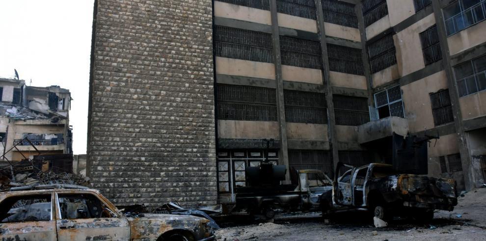 El Gobierno sirio anuncia que el alto el fuego comienza a medianoche