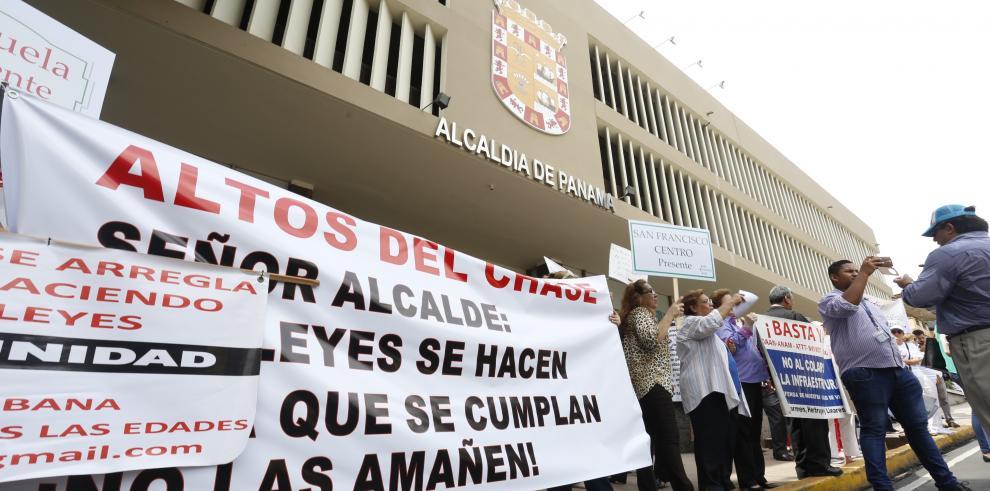 Blandón dice que abogados de la Red Ciudadana son unos