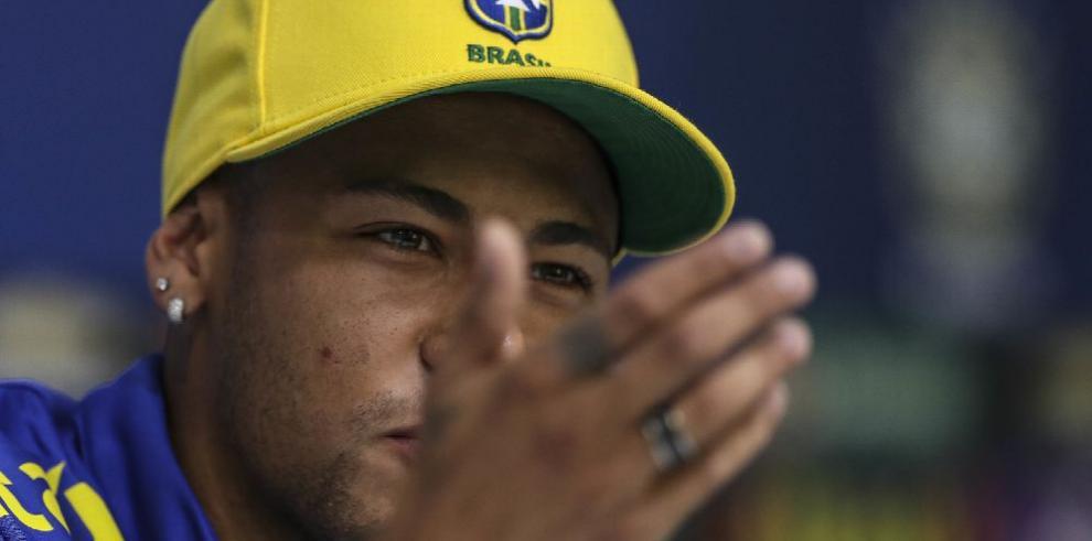 'Brasil debe quitarse chip de derrotas dice Neymar