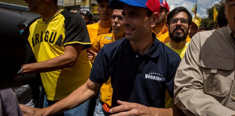 Se inician protestas para exigir referéndum revocatorio en Venezuela