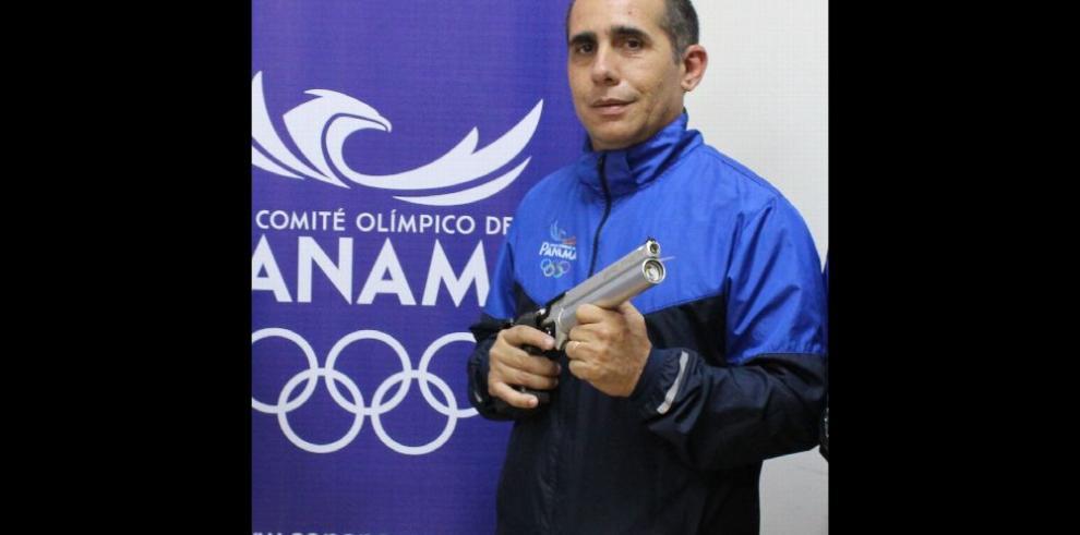 Muñoz listo para competencia en Río