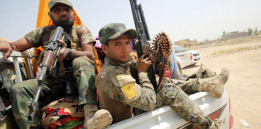 Ejército iraquí estrecha el cerco al EI en Faluya