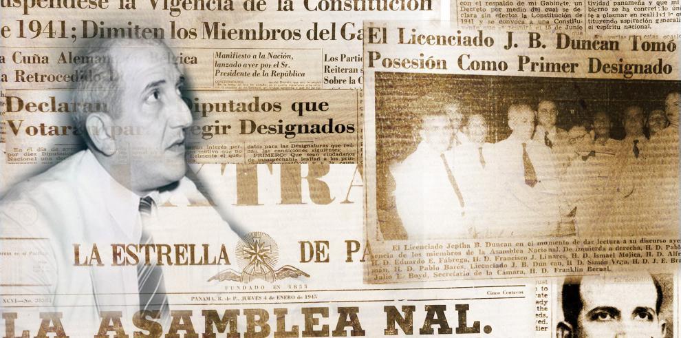 El intento de golpe que catalizó la Constituyente de 1946