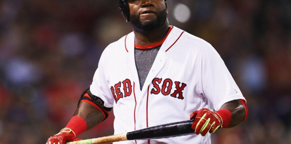 Boston quiere que Ortiz no se vaya aún del béisbol