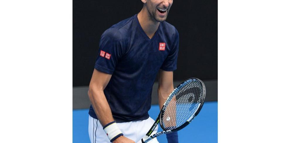 Ante Chung abre Djokovic su campaña en Australia