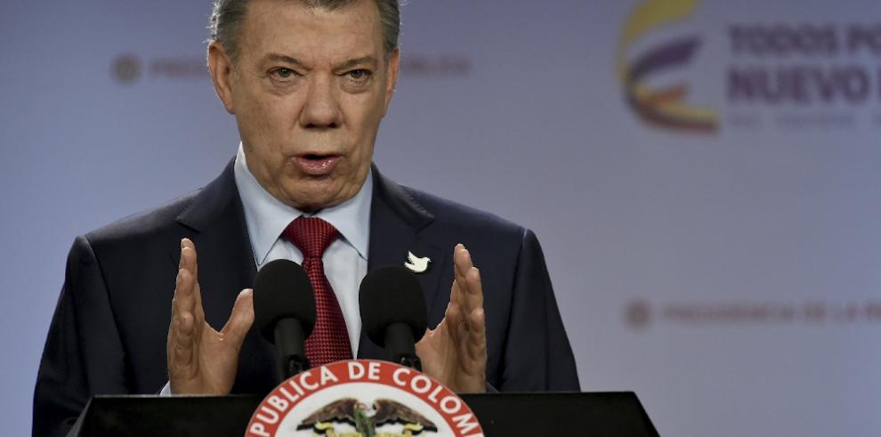Colombia declara libre de minas el primer municipio donde se plantaron