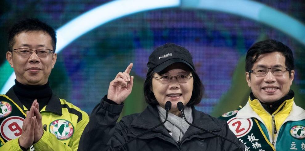 Los comicios ponen a prueba las relaciones con China continental