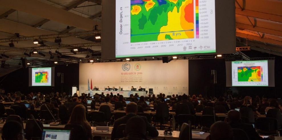 COP22 busca que el sector privado financie más proyectos verdes