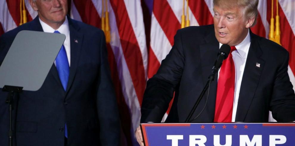Trump disfrutará un Congreso que puede aprobar leyes cruciales