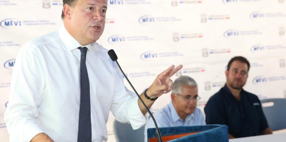 """Varela, """"estamos esperando la respuesta de EEUU de la situación de GESE"""""""