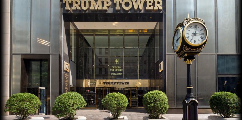 Desalojan la Torre Trump por un paquete sospechoso