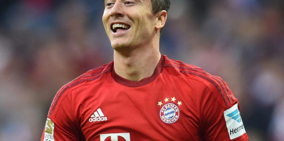 Bayern acaricia el título de la Bundesliga
