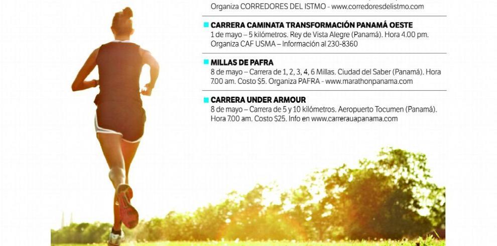 Panamá y sus representantes en la famosa Maratón de Boston