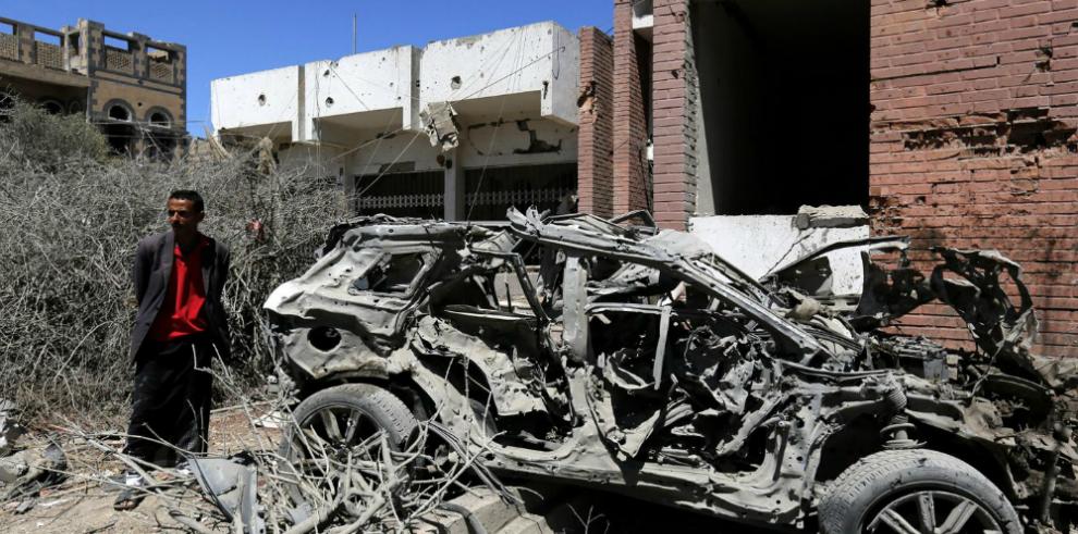 Bombardeos dejan al menos 25 muertos en Saná