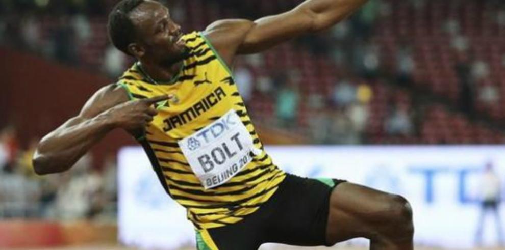 Usain Bolt se une a laSemana de Vacunación en las Américas