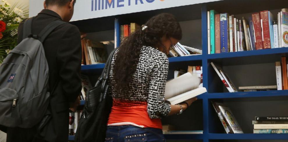 Día Mundial del Libro en el Metro