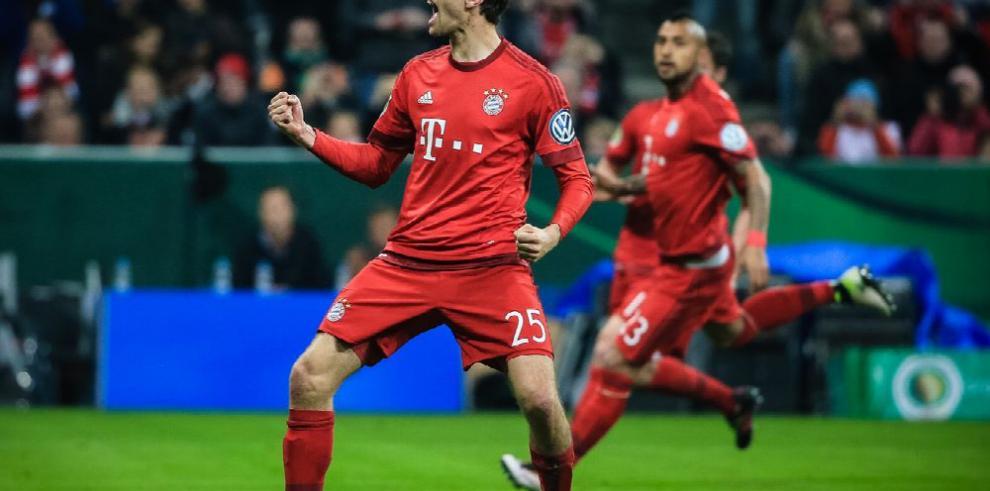 Bayern podría ser campeón el sábado