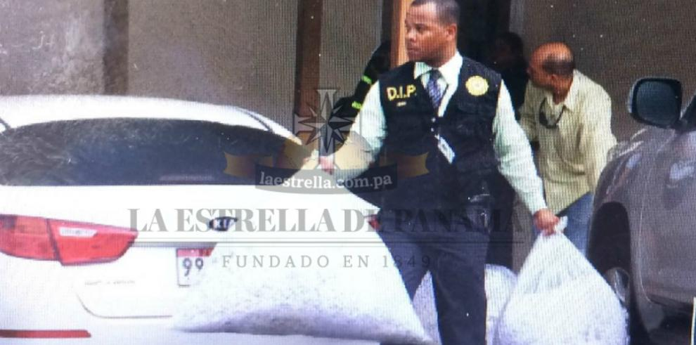 Police find bags of shredded documents at Mossack Fonseca's offices