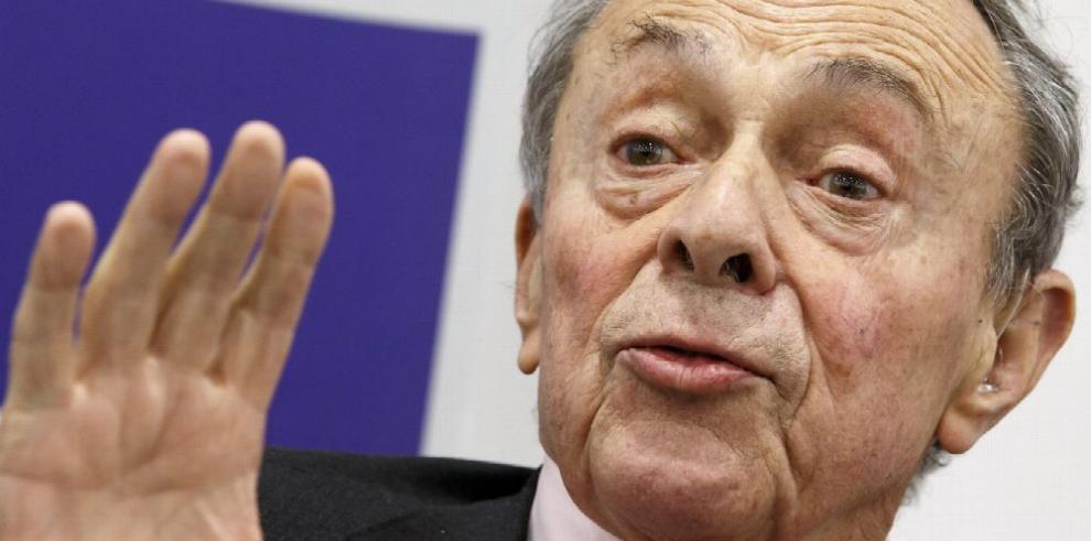 Muere Michel Rocard, histórico socialista francés