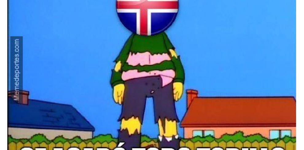 Mira los mejores memes de la goleada de Francia sobre Islandia