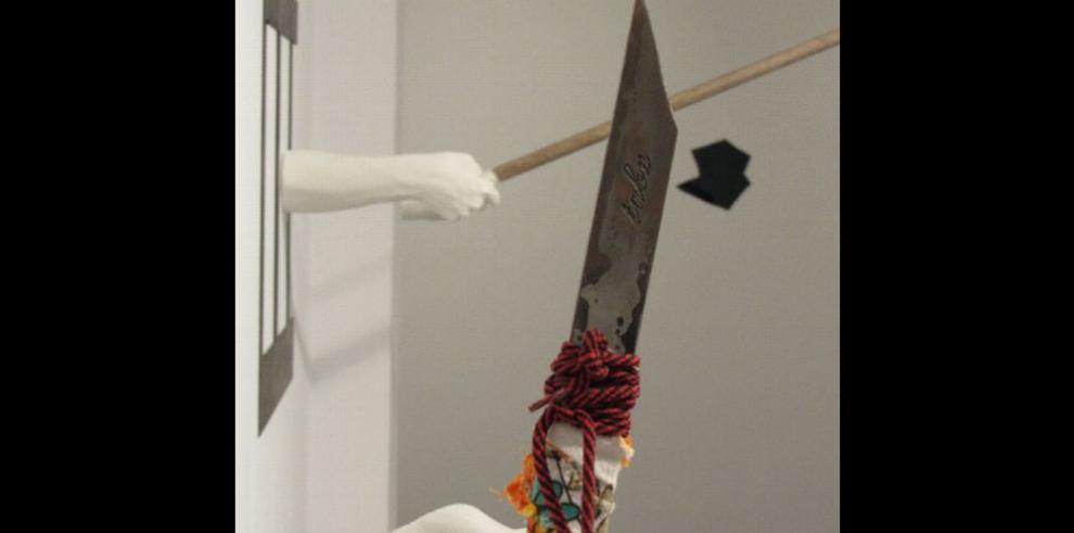 'El arte transgrede como el crimen'