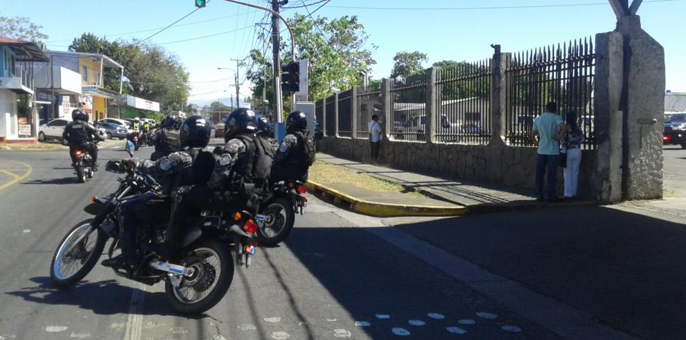 Fuerza de Tarea Conjunta lista para Carnavales en Chiriquí