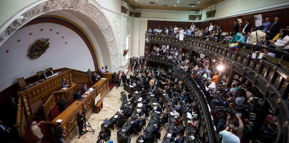 Se inicia debate en el Congreso venezolano por la ley de amnistía