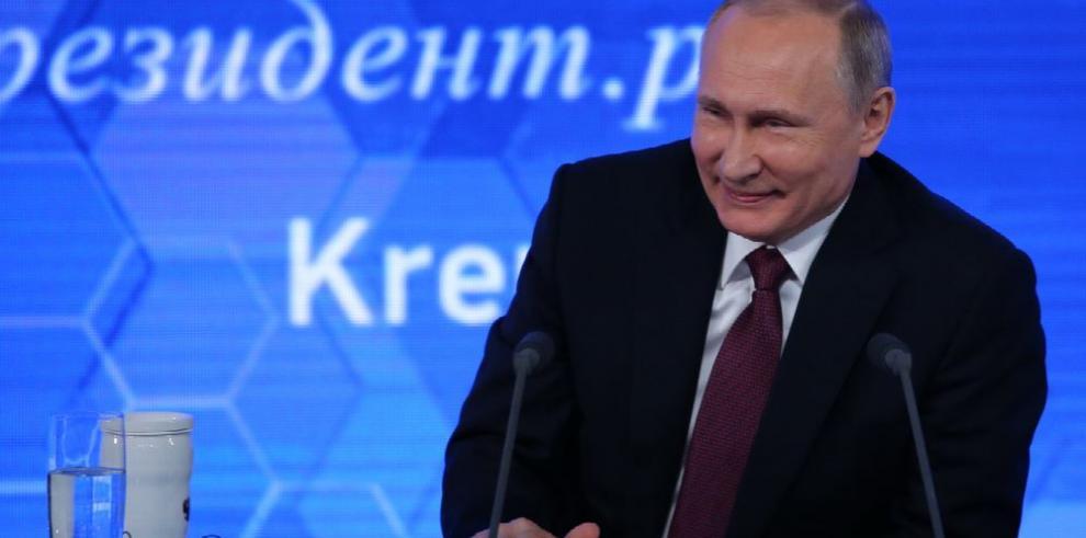 Putin niega que apoye el 'dopaje de Estado'