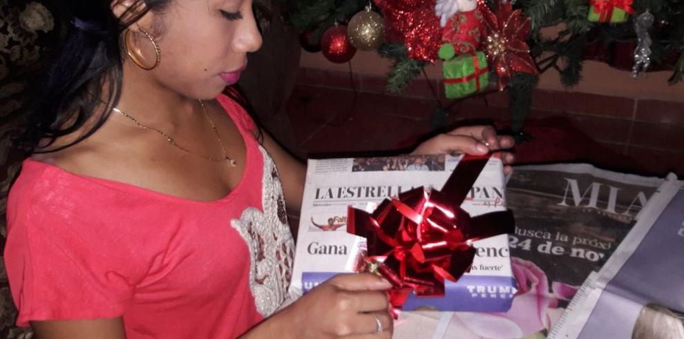 Papel periódico, la opción ecológica para esta Navidad