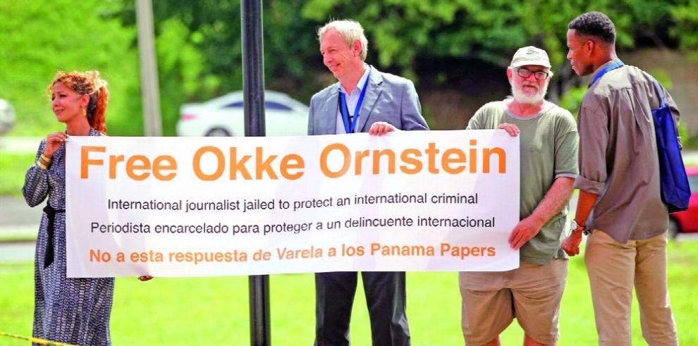Periodista holandés, liberado por indulto presidencial