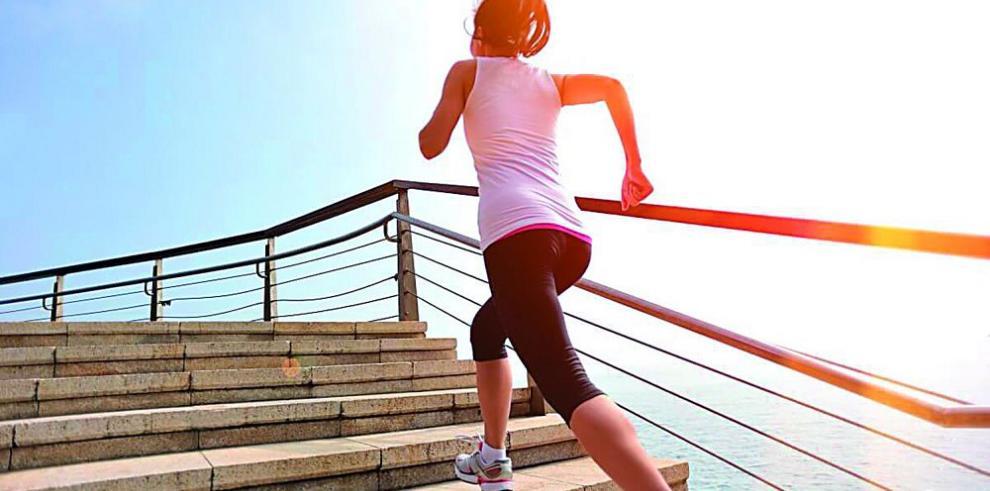 Ejercicios en escaleras para los corredores más exigentes