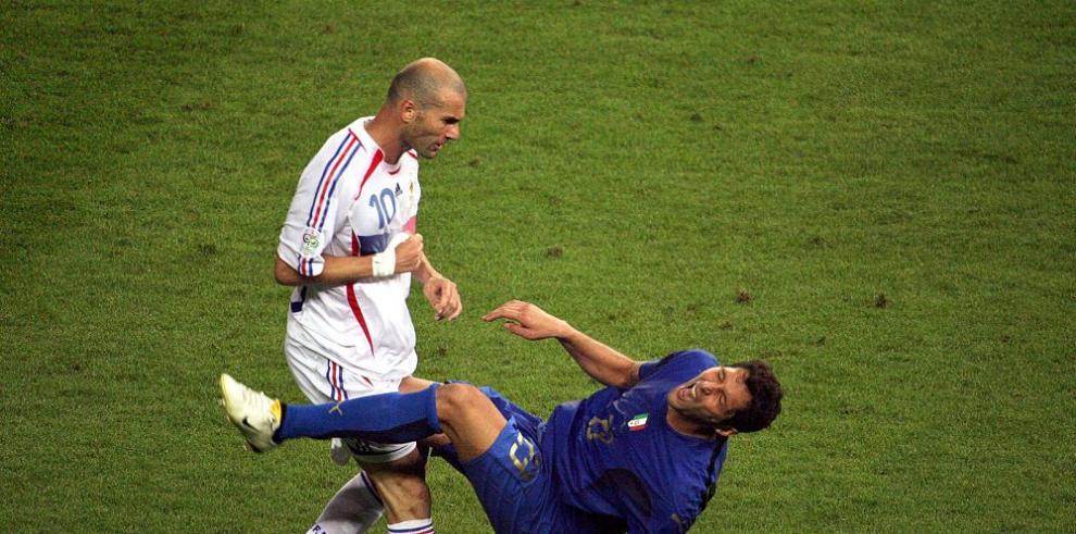 Zidane, en busca de la redención blanca
