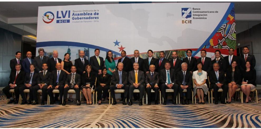 Panamá, sede del Banco Centroamericano