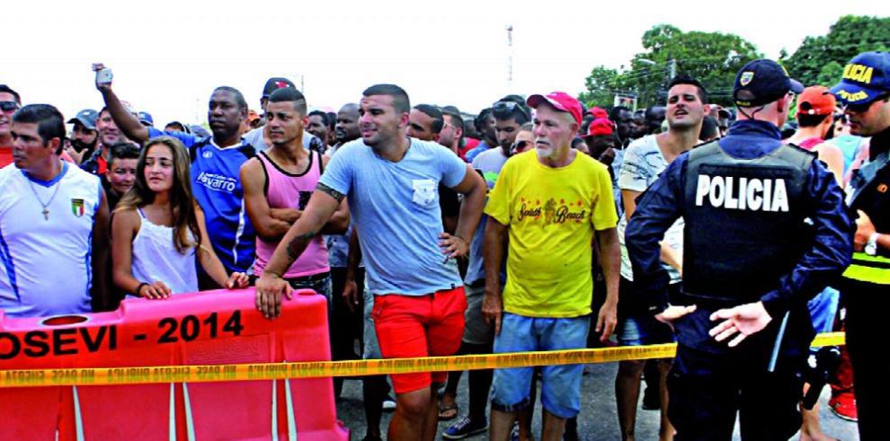 Cubanos, a la espera de un acuerdo binacional