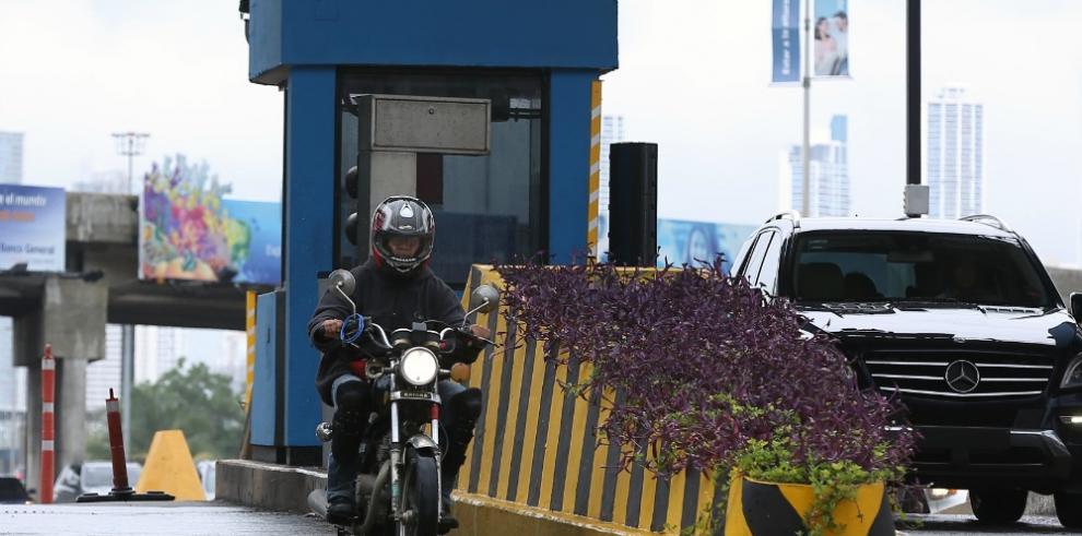 Desde este martes, motociclistas podrán afiliarse al Panapass
