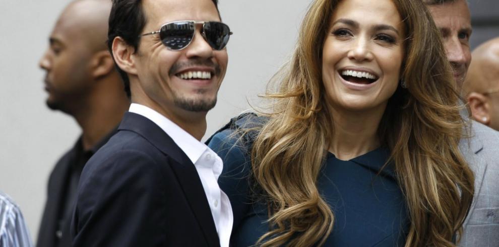 Jennifer López le lanza indirecta a Marc Anthony