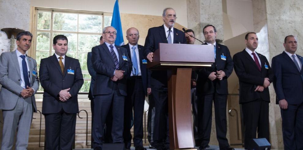 'El diálogo de paz está en peligro', afirma de Mistura