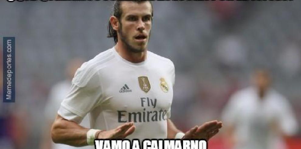 Memes del encuentro entre el Real Madrid y el Vallecas