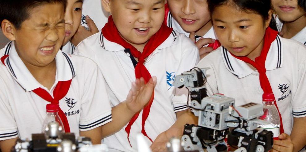 Enseñanza por internet en China, ¿moda o futuro muy próximo?