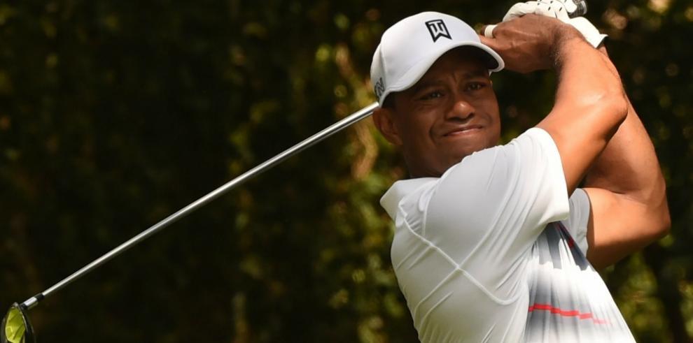 Golf: Tiger Woods renuncia al Másters 2016